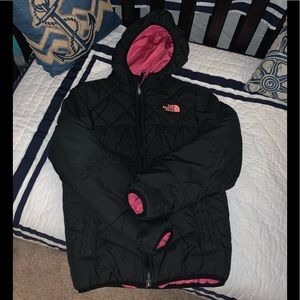 The North Face Girls Reversible Coat